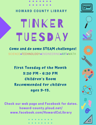Tinker Tuesday