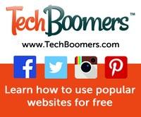 Tech Boomer logo